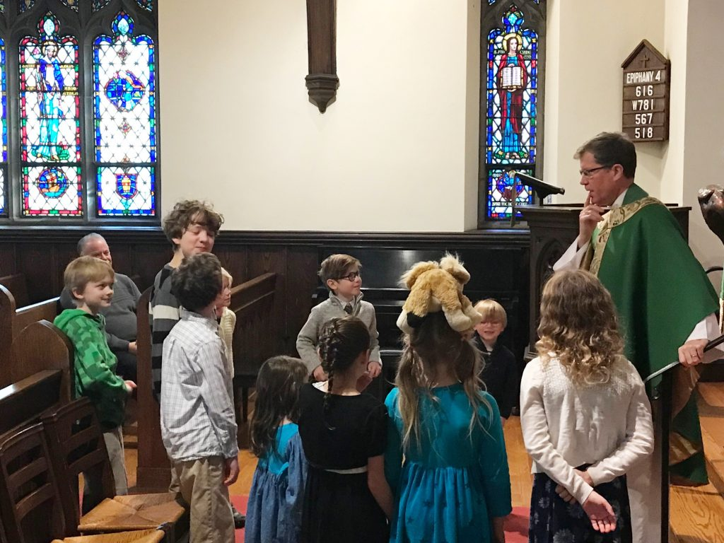 Children and Youth Church Programming
