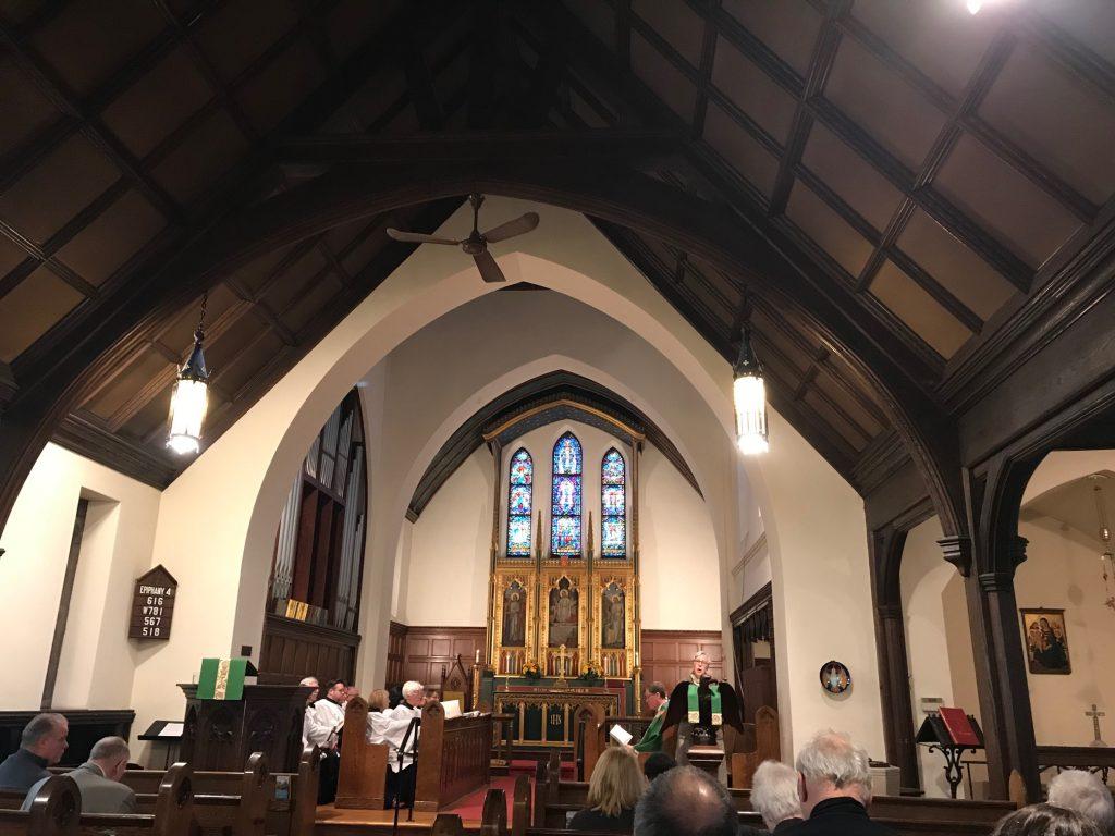 Worship at Redeemer