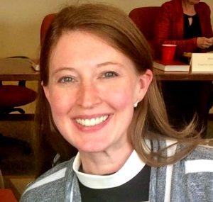 Rev. Canon Natalie Hall